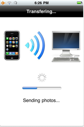 how to move pictures from iphone mac